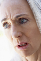 senior,portrait,Woman,Sixties,Shocked,Stunned,Disbelief,Headshot